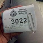 Photo taken at Pejabat Imigresen Negeri Kelantan by Syahir S. on 3/20/2014