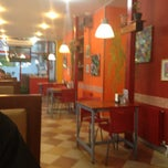 Photo taken at Andy's Pizza by Andrey C. on 2/23/2013