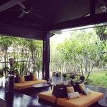 Photo taken at Peace Resort Samui by Wiroj T. on 5/24/2013