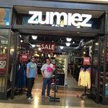 Photo taken at Zumiez by EDUARDO A. on 1/18/2013