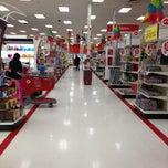 Photo taken at Target by Mossman $. on 12/10/2012