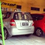 Photo taken at Dwi Jaya Motor by Manunggal W. on 3/29/2014