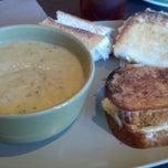 Photo taken at Panera Bread by Jamie on 11/30/2012