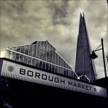 Photo taken at Borough Market by Chris K. on 2/18/2013