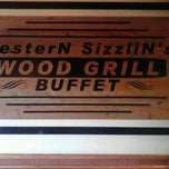 Photo taken at Wood Grill Buffet by Karina M. on 1/16/2013