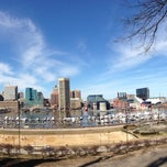 Photo taken at Federal Hill Park by HJ on 3/9/2013