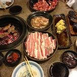 Photo taken at Tajimaya Charcoal Grill by Shace T. on 7/15/2013