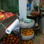Photo taken at Des Fruits Des Légumes Bio by Longboard34 D. on 2/1/2013