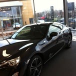 Photo taken at Lexus Breda by Marck d. on 12/13/2012