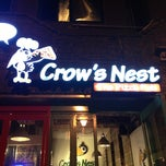Photo taken at Crow's Nest : The Pizza Pub by Jaehwa P. on 3/3/2013