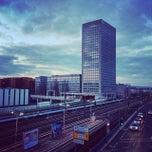 Photo taken at Deutsche Bank PBC Center by Sebastian S. on 2/22/2015