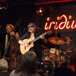 Photo taken at Iridium Jazz Club by Iridium Jazz Club on 9/13/2013