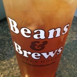 Photo taken at Beans & Brews by Jason H. on 8/6/2013