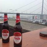 Photo taken at Kiosk am Rhein by Volker M. on 3/20/2015