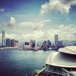 Photo taken at Grand Hyatt Hong Kong 香港君悅酒店 by e_ting on 6/8/2013