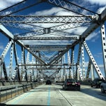 Photo taken at Tappan Zee Bridge by Hani A. on 4/14/2013