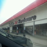 Photo taken at Ace Hardware by Teressa M. on 3/21/2013