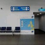 Photo taken at Terminal Tiket by Ken N. on 4/17/2013