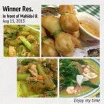 Photo taken at Winner Restaurant (ร้านอาหารวินเนอร์) by Nan L. on 8/15/2013