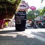 Photo taken at Karita Muslim Square by Resty N. on 4/30/2013