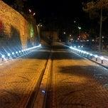 Photo taken at Cumhuriyet Meydanı by Selcuk B. on 1/9/2013