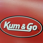 Photo taken at Kum & Go by Daniel D. on 9/23/2013