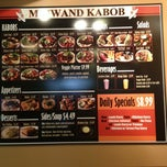 Photo taken at Maiwand Kabob by Elfred S. on 7/9/2013