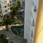 Photo taken at Residencial Águas da Fonte by Renato R. on 1/18/2013