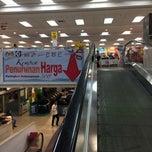 Photo taken at Pantai Timur Hypermarket by NAQSZADA on 3/18/2015