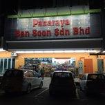 Photo taken at Pasaraya Ban Soon Sdn. Bhd. by NAQSZADA on 12/3/2014
