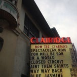 Photo taken at Bow Tie Clairidge Cinema by Andrew A. on 8/30/2013