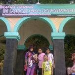 Photo taken at Situs Goa dan Makam Pamijahan by Adie C. on 8/15/2013