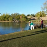 Photo taken at Silverado Golf Course by Behraam B. on 12/26/2014