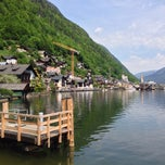 Photo taken at Hallstatt by Gregory Y. on 5/13/2015
