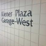 Photo taken at Kiener Garage West by Patrick Z. on 3/1/2013