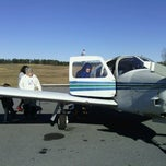 Photo taken at Auburn University Regional Airport (KAUO) by Alli C. on 12/22/2012