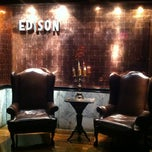 Photo taken at The Edison by Megan L. on 10/26/2012