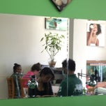 Photo taken at T-Nails by Stephanie V. on 7/26/2013
