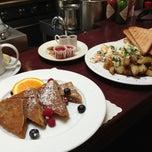 Photo taken at Alana's Cafe by Katherine L. on 6/4/2013