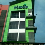 Photo taken at Maxis Centre by Matek C. on 1/4/2013
