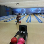 Photo taken at Yorktown Lanes by Rachel B. on 1/11/2014