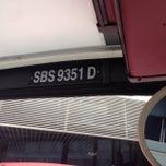 Photo taken at SBS Transit: Bus 30 by Marcus C. on 12/18/2013