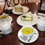 Photo taken at La Brioche Marina Mall by Walid W. on 5/29/2013