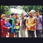 Photo taken at Universitas Islam Bandung (UNISBA) by Liany S. on 5/13/2013