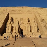 Photo taken at Temple of Ramses by Gilbert P. on 12/28/2014