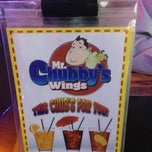 Photo taken at Mr. Chubby's Wings by Chris M. on 1/22/2013