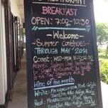 Photo taken at The Restaurant by TT C. on 5/12/2014