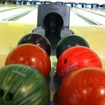 Photo taken at Facenda Whitaker Lanes by Sarah L. on 4/23/2011