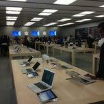 Photo taken at Apple Store, Towson Town Center by Jon G. on 1/22/2013