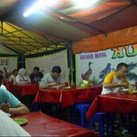 Photo taken at Nasi Uduk BMW by Tris E. on 10/14/2012